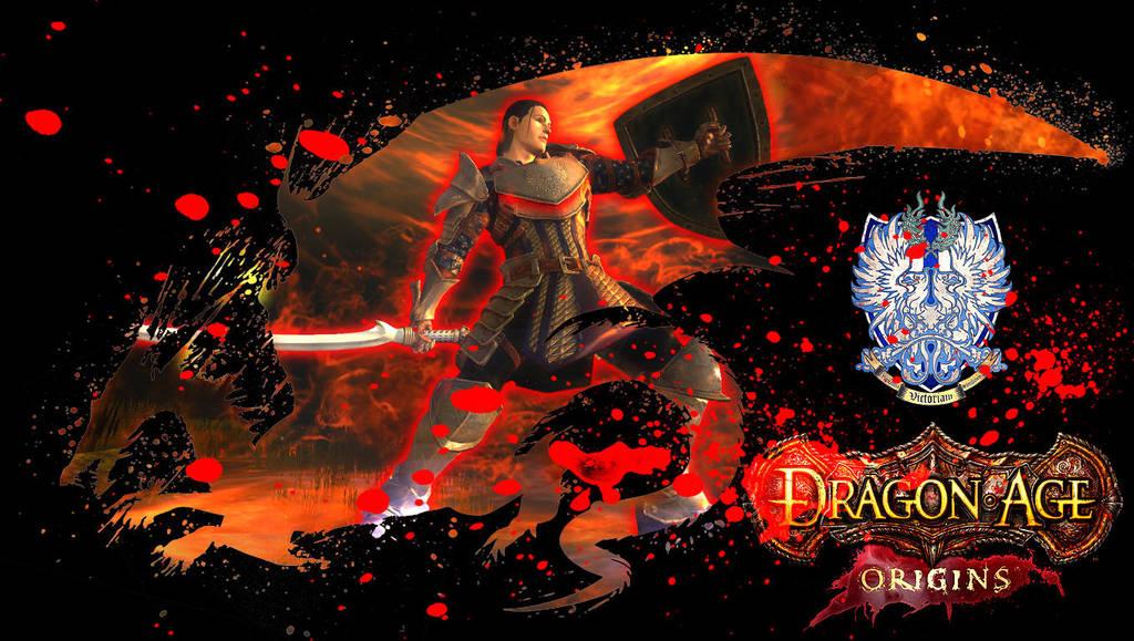 Dragon Age Origins Wallpaper Ii By Rosshiro On Deviantart