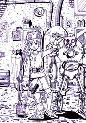 Mechanic - 01 - by privodanima