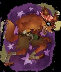 foxy by YerBlues99