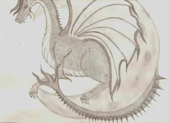 Dragon by Reiko-Akaihi