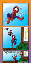 spiderchibi 6 priceless by OrangeBlueCream
