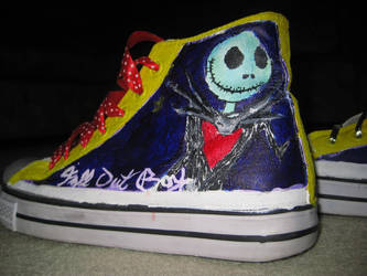 jack FOB shoes by snarchi