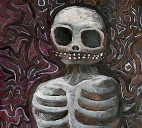 i like skeletons? by RaggedyAnarchist
