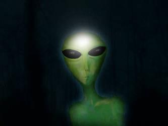 Subterranean Homesick Alien by RaggedyAnarchist