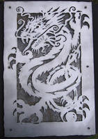 Eastern Dragon by DeviantMetalWerks