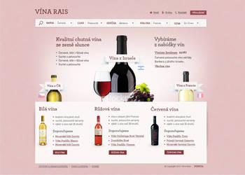 Rais wines by Nikol-Kokesova