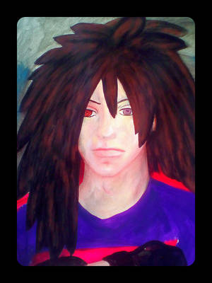 Madara Uchiha by GeorgeSailor