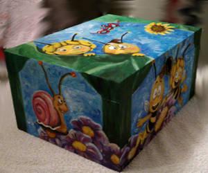 Maja and Willie box by xRobbieRottenx