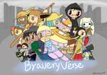 Braveryverse (2016) by MagicalTF