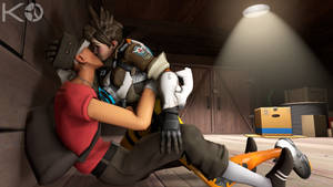 [TF2/OW-SFM] Time To Ourselves by Kwarduk