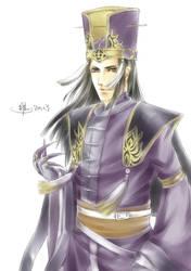 Sima Yi by stvictoria