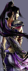 zhang he dynasty warriors 7 by stvictoria