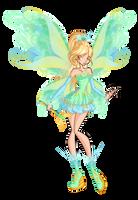 Winx 6: Daphne Mythix by Gerganafen