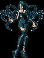 Sirenix Mission: Lucy Dark Sirenix by Gerganafen