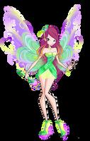 Winx 6: Roxy Mythix by Gerganafen