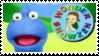 Wonder Showzen Stamp by deviantinvader