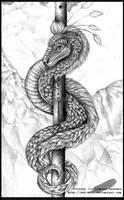 Quetzalcoatl II by Red-IzaK