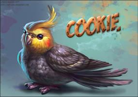 Cookie Chibi by Red-IzaK