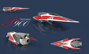 P900 Oceano by Pielma