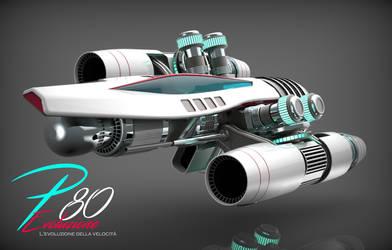 P80 Evoluzione by Pielma