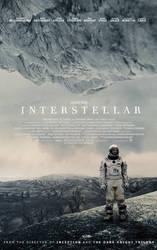 Interstellar (2014) - Poster # 2 by CAMW1N