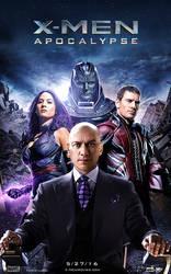 X-Men: Apocalypse (2016) - Poster by CAMW1N