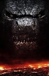 Godzilla Vs. Kong (2020) - Poster # 2 by CAMW1N