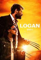 Logan (2017) - Poster 2 by CAMW1N