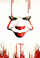 It (2017) - Poster 3 by CAMW1N