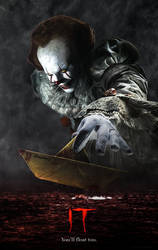 It (2017) - Poster # 4 by CAMW1N