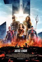 Justice League (2017) - Poster 3 by CAMW1N