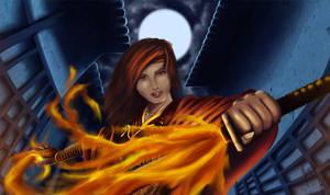Phoenix Yojimbo by r-romero