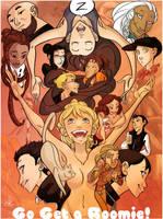 GGaR poster by chlove-art