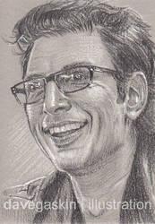 009/365 - Jeff Goldblum by BikerScout