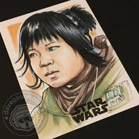 TLJ2: Rose by BikerScout