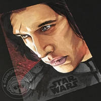 TLJ2: Kylo unmasked by BikerScout