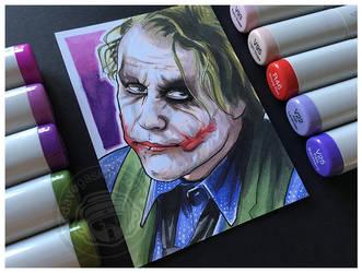 Joker PSC by BikerScout