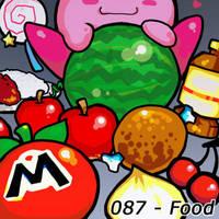 087 - Food by Mikoto-Tsuki