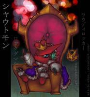 DGMNXW-King Shoutmon by Mikoto-Tsuki