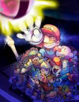 SSB4-Final Smash by Mikoto-Tsuki