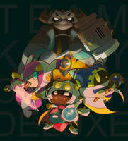KBY-Team Boss Crash Deluxe by Mikoto-Tsuki