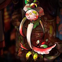 PKMN-Chimecho by Mikoto-Tsuki