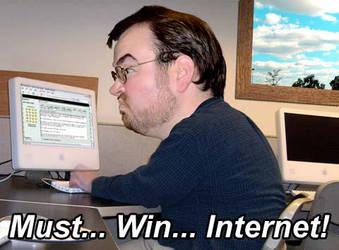 Must Win Internet by DanShive