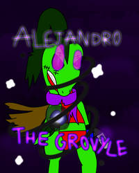 Alejandro The Grovyle makes a comeback by TrueFireYoshiBlader