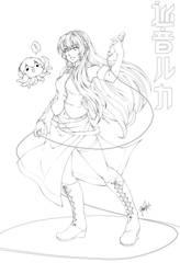 Vocaloid: Luka+TakoLuka LA by ryuuen