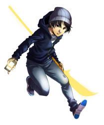 GAMER Project: Taka by ryuuen