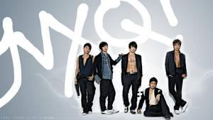 TVXQ Wallpaper by katharineFord