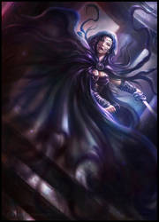 Shadow Mantle by monpuasajr