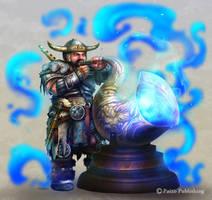 Skald - Herald of the Horn by monpuasajr