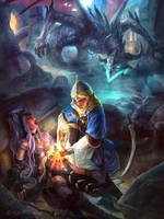 Pathfinder - Healer's  Handbook by monpuasajr